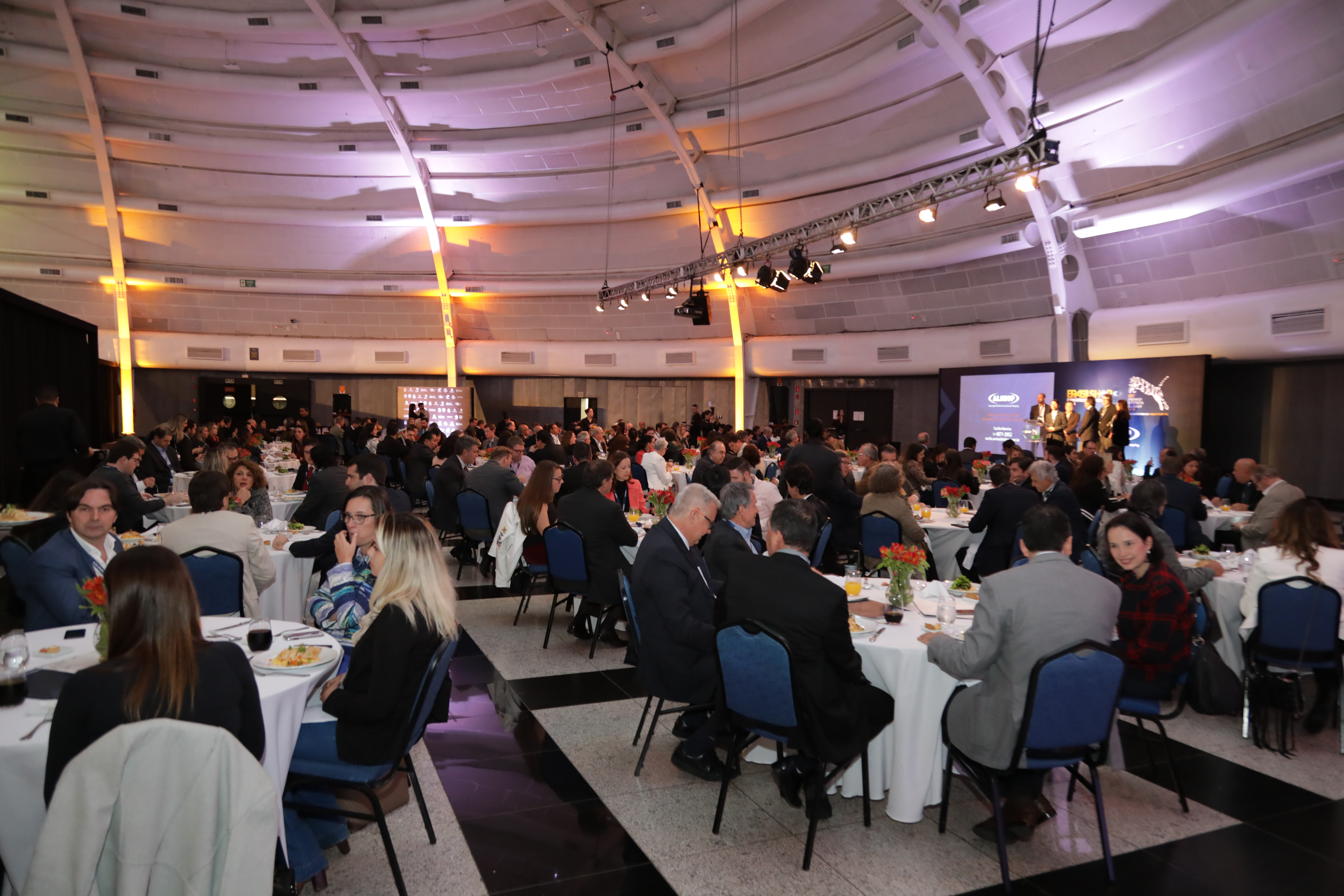 Participação especial no almoço de homenagem aos finalistas do Prêmio: João Amoêdo