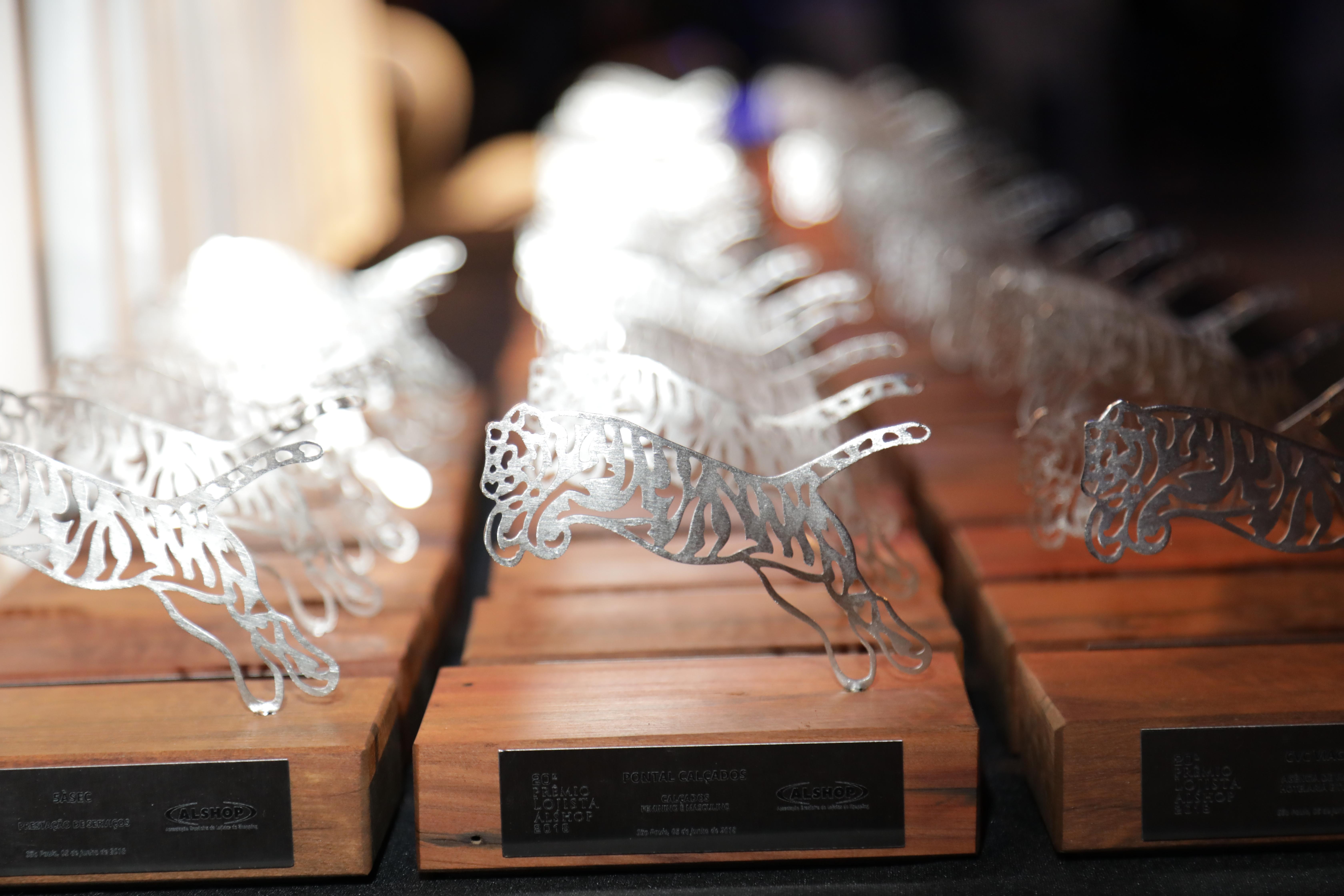 Vencedores do Prêmio Lojista – Edição 2018