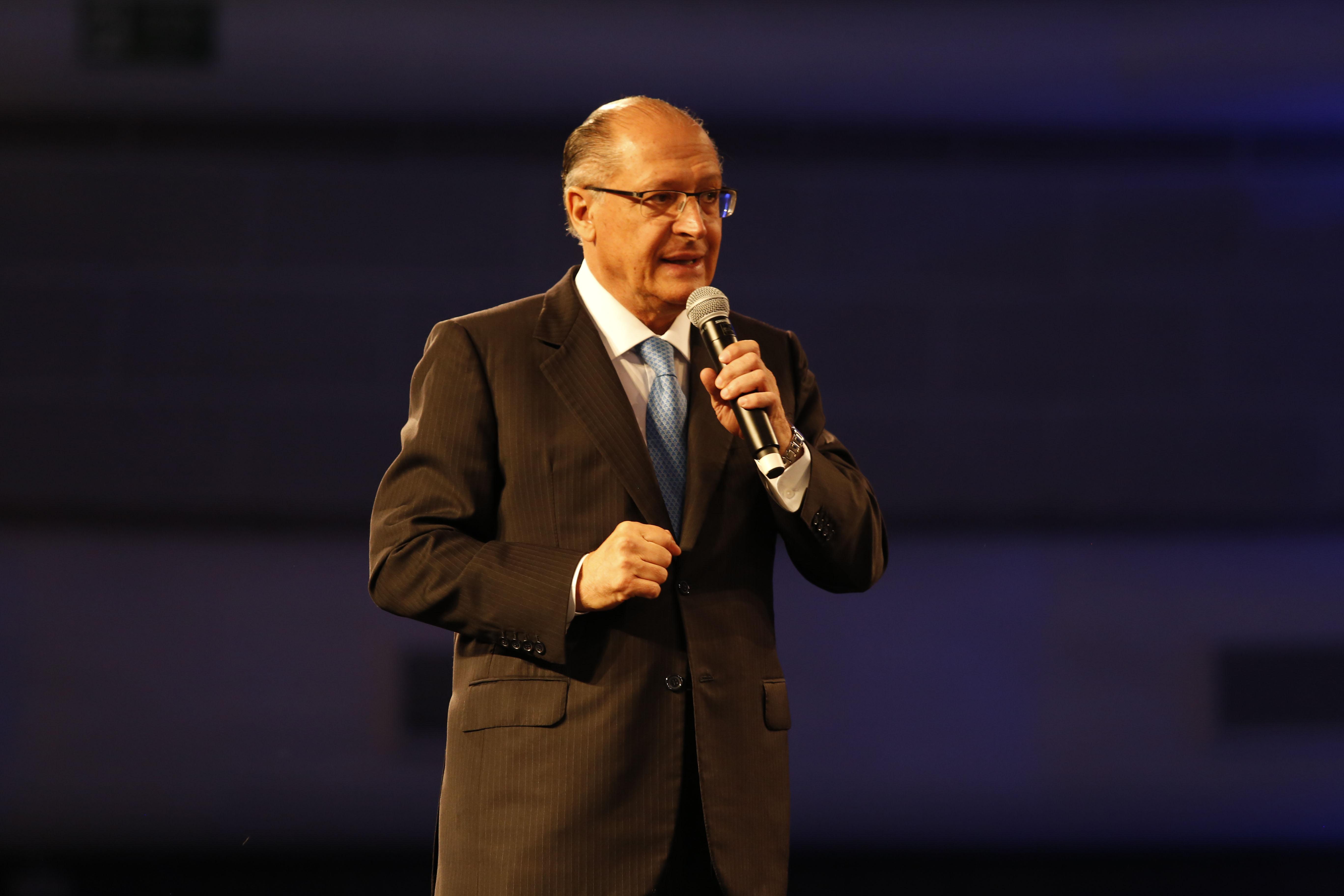 Abertura Oficial com Geraldo Alckmin – Edição 2018